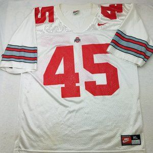 Ohio State Buckeyes 45 Archie Griffin Nike Jersey